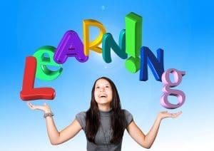 oppiminen on helppoa ja hauskaa