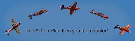 action plan faster pieni koko