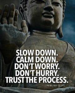 Luota prosessiin